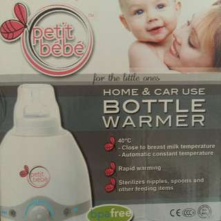 (RM 60 FREE POSTAGE ) Home & Car Bottle Warmer