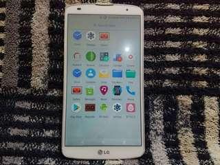 Lg G Pro 2 White