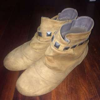 Ankle Boots from So fab Size 6
