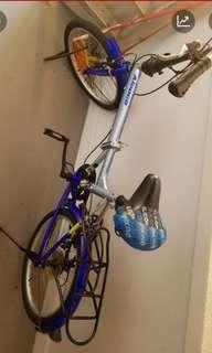 Aleoca Viaggi Foldable Bike