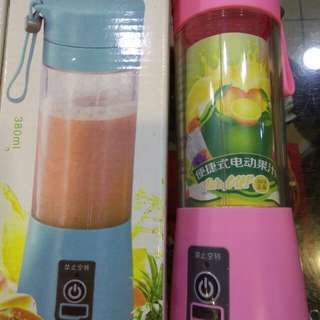 外出方便攜帶果汁機(水果.食材.燕麥製成汁)280元限來店買點我頭像看店址和上千種商品