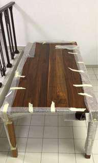 Wooden Dinning Table (Mint Condition)