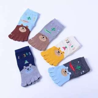 Cute Bear Kids Socks (7-12yrs)