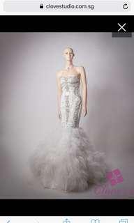 Weddding gown