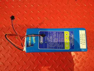 DYU Battery 36v 10.4ah China Cell