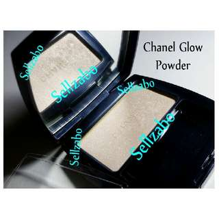 Used Chanel Face Glow Powder Sellzabo Compact Cosmetics Makeup Beauty Glowing Channel Glowing Shimmers Shimmering