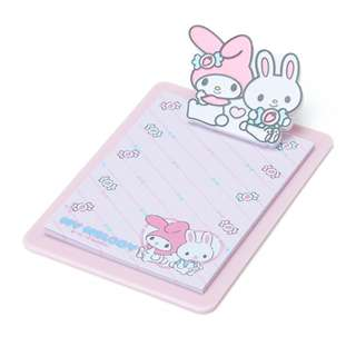 Japan Sanrio My Melody Mini Clipboard & Memo