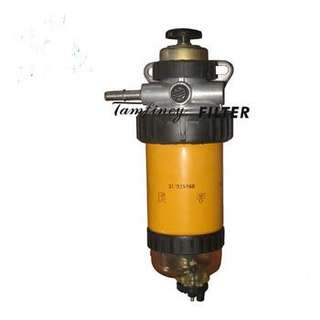 Diesel fuel filter secondary