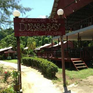 4D3N Snorkeling Package at Dumba Bay Resort, Pulau Tioman