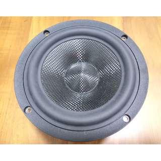 """SB Acoustics 6"""" Mid/woofer SB17CRC35-8 (8 ohm)"""