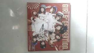 Girls' Generation - Tell Me Your Wish (Genie) (Mini Album) (Originally from Korea)