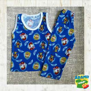 Pajamas for 3-4 Years Old