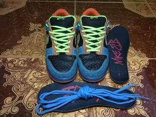 Nike Dunk SB - Skate or Die