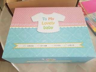 Baby Scrape book set