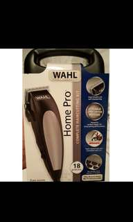 Wahl Home Pro Shaver Trimmer Hair Cutting Clipper Complete Kit