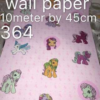 My Little Pony Wallpaper Self Adhesive C364