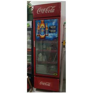 Coca Cola Chiller with LED light