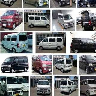 Japan NGK DCPR7E EVERY WAGON DA62W K6A 12v DOHC