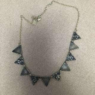 Aztec necklace