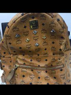 !!Price Reduction!! MCM Stark Large Backpack