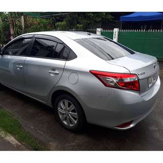 For Sale 2015 Toyota Vios E 1.3 AT`