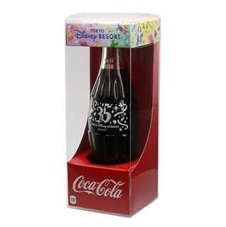 2018 Tokyo Disney Resort 35th Anniversary Coca Cola Bottle