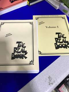 The Real Book Volume 1 sixth Edition & CD-ROM (instrument book)