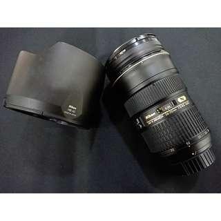[售] Nikon AF-S 24-70mm F2.8G ED (平行輸入)(一代鏡)