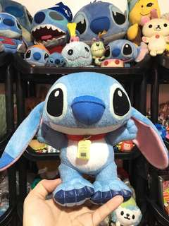 Stitch with necklace