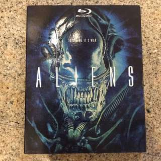Aliens Blu ray special edition