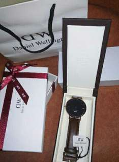 PROMO DW Classic Sheffield 36/40mm