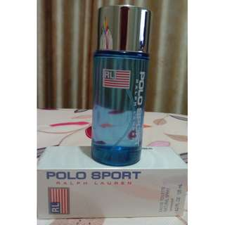 Ralph lauren polo sport - perfume for men - made in U.S.A.