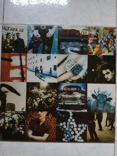 U2 ~ Achtung Baby Vinyl LP (Blue)