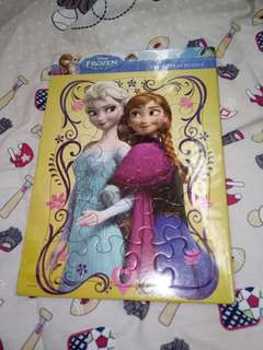 (BNEW) Frozen Puzzle