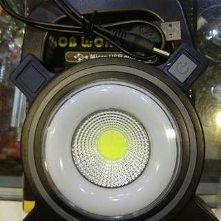 LED照明燈(可太陽能充電附usb充電線)150元限來店買點我頭像看店址和上千種商品