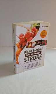 Kitab Herbal terapi STROKE