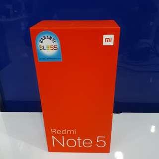Xiaomi Note 5 kredit Gratis 1x Angsuran