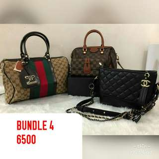 BUNDLE 3 AUTHENTIC QUALITY