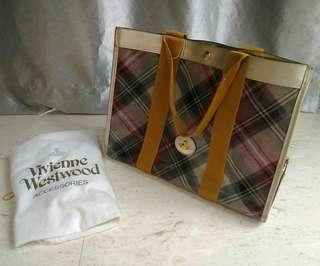 🈹正貨Vivienne Westwood London 手袋