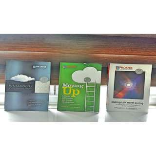 Senior High School Books for Grade 11 and 12 (Phoenix Publishing House)