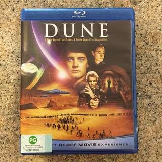 Blu Ray Movies dune