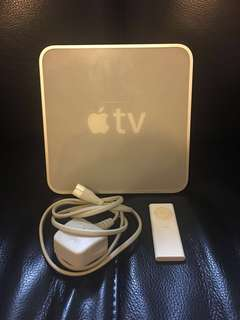 Apple TV (經典第二代with 160g hdd)