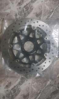 Honda Cb400 Disc brake