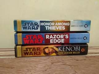 Star Wars Book Set