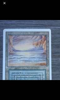 Magic the gathering Underground sea revised