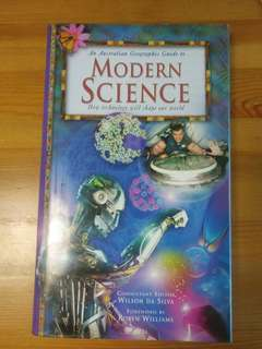 An Australian Geographic Guide to Morden Science