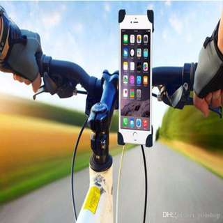 MOTORCYCLE / BICYCLE / E-SCOOTER PHONE HOLDER
