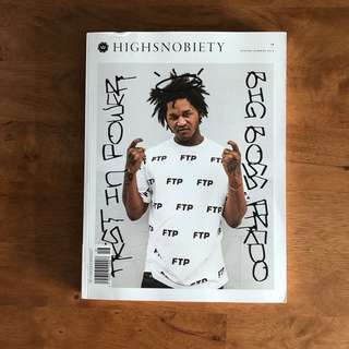 Highsnobiety issue 16