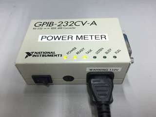 National Instruments GPIB232CV-A RS-232 to IEEE488 Converter
