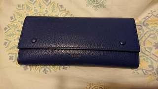 Celine wallet 銀包